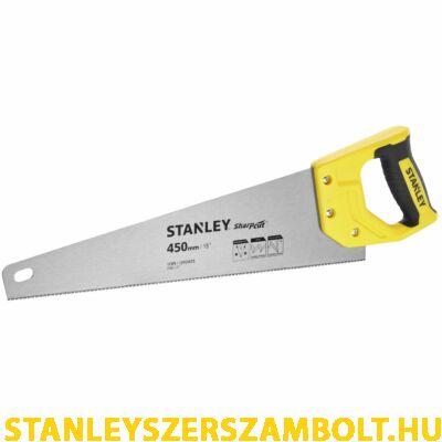 Stanley 2. Generációs Sharpcut Fűrész 11 TPI, 450 mm (STHT20370-1)
