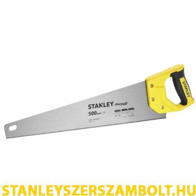 Stanley 2. Generációs Sharpcut Fűrész 11 TPI, 500 mm (STHT20371-1)