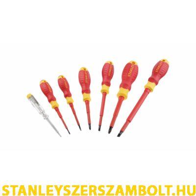 Stanley 7 részes VDE csavarhúzó készlet (STHT60031-0)