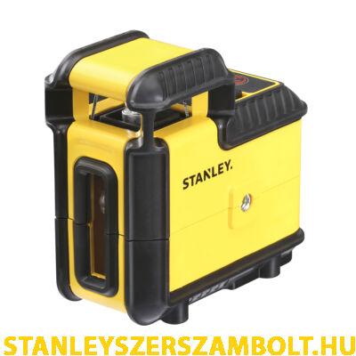 Stanley SLL360 Vonallézer - Vörös (STHT77504-1)