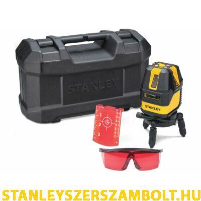 Stanley Stanley Multiline Lézer 4V1H – Vörös (STHT77514-1)