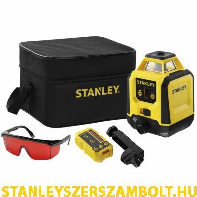 Stanley Rotációs lézer - Vörös (STHT77616-0)