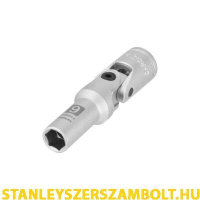 Stanley 9 mm-es Csuklós Izzítógyertya Kulcs (STHT81015-0)