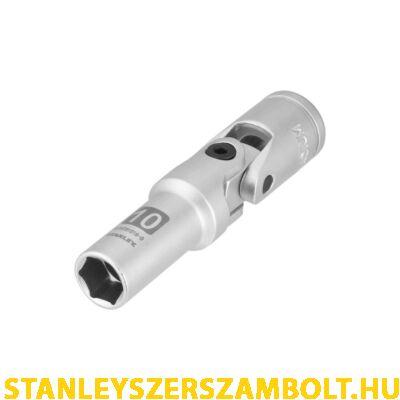 Stanley 10 mm-es Csuklós Izzítógyertya Kulcs (STHT81016-0)