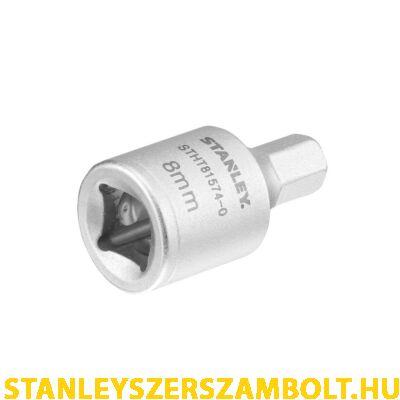 """Stanley Olajleeresztő Dugókulcs Hex 3/8"""" 8 mm-es (STHT81574-0)"""