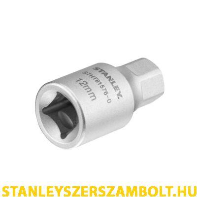 """Stanley Olajleeresztő Dugókulcs Hex 3/8"""" 12 mm-es (STHT81576-0)"""