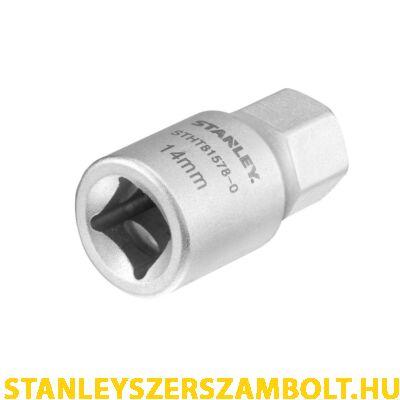 """Stanley Olajleeresztő Dugókulcs Hex 3/8"""" 14 mm-es (STHT81578-0)"""