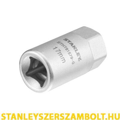 """Stanley Olajleeresztő Dugókulcs Hex 3/8"""" 17 mm-es (STHT81579-0)"""