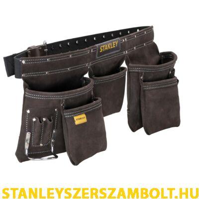 Stanley Bőr Dupla Szerszámos Övtáska (STST1-80113)