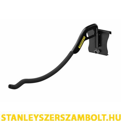 Stanley Track Wall System Kerékpártartó - Vízszintes (STST82615-1)