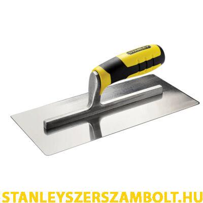 Stanley Rozsdamentes acél simító lekerekített sarkokkal 280×130mm (STHT0-05898)