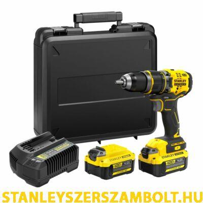 Stanley FatMax V20 akkumulátoros ütvefúró/csavarozó KEFE NÉLKÜLI (SFMCD721M2K)