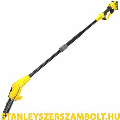 Stanley FatMax V20 Akkus Ágvágó Láncfűrész 20cm (SFMCPS620M1)