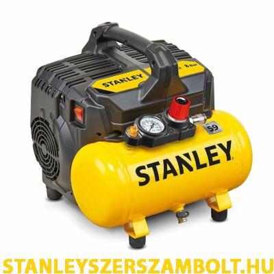 Stanley Csendes Kompresszor (DST100/8/6)