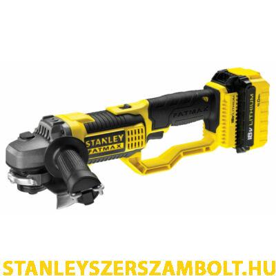 Stanley FatMax 18V-os sarokcsiszoló 125mm (FMC761M2)