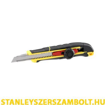 Stanley FatMax Tördelhető pengés kés rögzítőgombbal 18mm (FMHT10329-0)