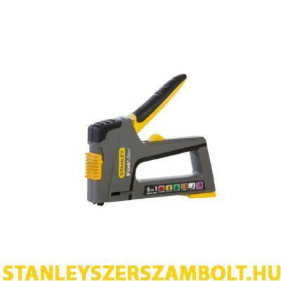 Stanley 6in1 tűző és szegezőgép (FMHT6-70868)