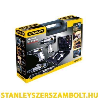 Stanley 34 részes levegős szerszám készlet (Kit34)