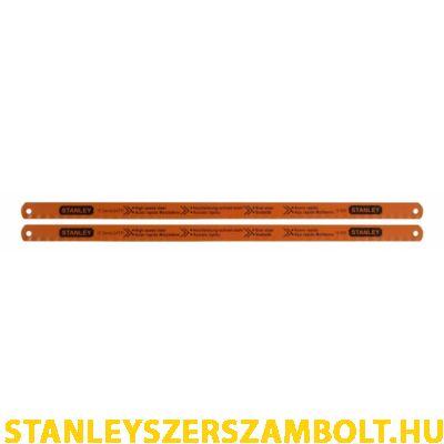 Stanley 300mm-es fémfűrészlap HSS RUBIS 2db  0-15-906