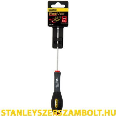 Stanley FatMax csavarhúzó párhuzamos 3,5×100mm  0-64-984