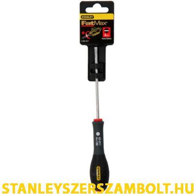 Stanley FatMax csavarhúzó párhuzamos 4×100mm  0-65-017