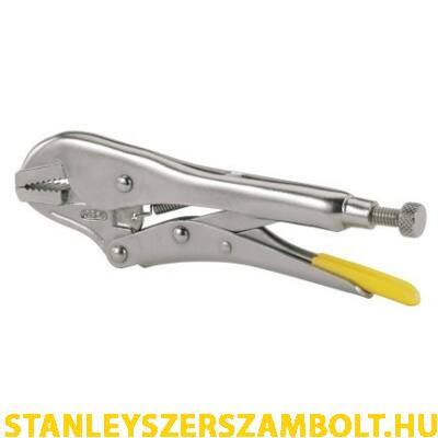 Stanley Patentfogó egyenes  190mm  0-84-810