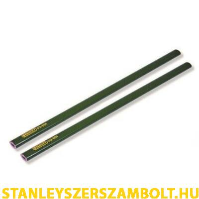 Stanley Kõműves ceruza 2 db-os  (0-93-932)