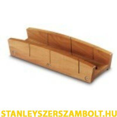 Stanley Fa gérvágóláda 250×62mm