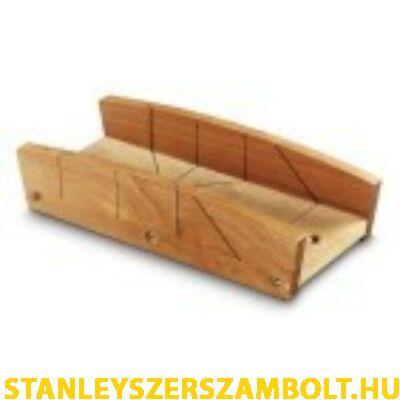Stanley Fa gérvágóláda 350×122mm