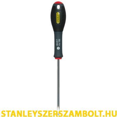 Stanley FatMax csavarhúzó párhuzamos 4×100mm  1-65-017