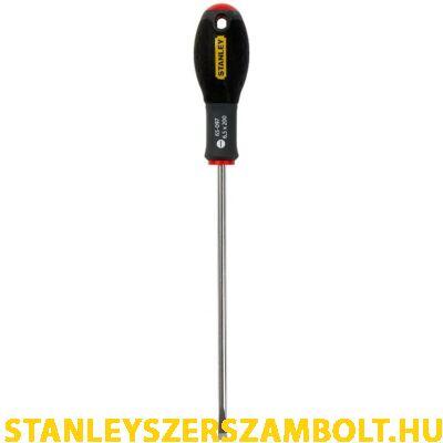 Stanley FatMax csavarhúzó párhuzamos 6,5×200mm  1-65-097