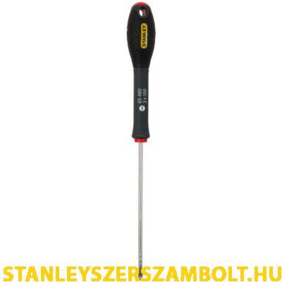 Stanley FatMax csavarhúzó lapos 3×100mm  1-65-480