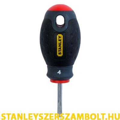 Stanley FatMax csavarhúzó párhuzamos 4×30mm  1-65-484