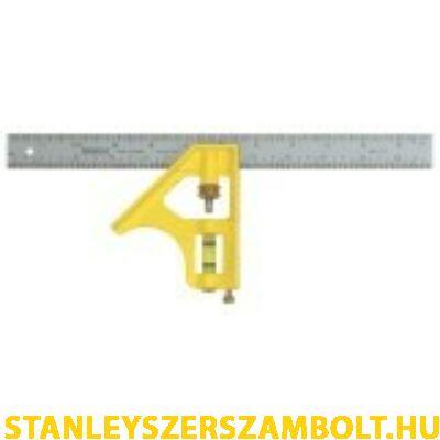 Stanley Kombinált derékszög 300mm  (2-46-143)