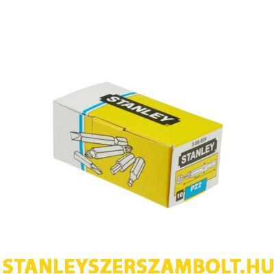 "Stanley 1/4""-os behajtóhegy Pz2×70mm 10 db 3-68-804"