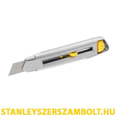 Stanley InterLock fémházas tördelhető pengés kés 18mm ömlesztett  (4-10-018)