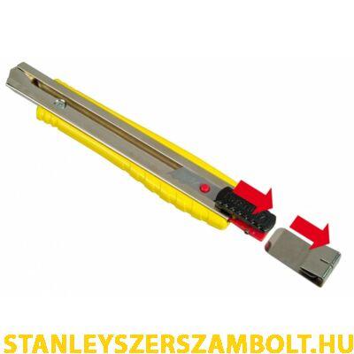 Stanley FatMax tördelhetőpengéjű fémkés 18mm 8-10-421