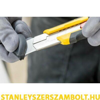 Stanley  Tördelhető pengés kés 25mm