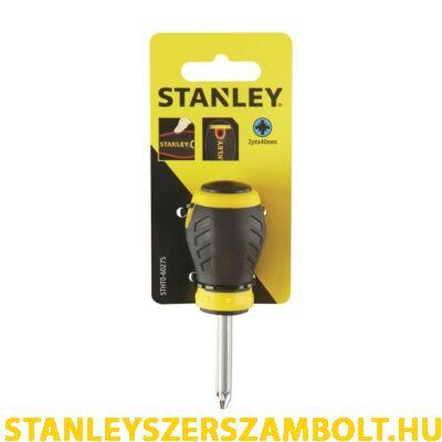 Stanley POZI Stubby 2PT x 30mm csavarhúzó  STHT0-60275