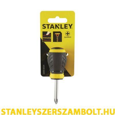 Stanley PHILLIPS Stubby 2PT x 30mm  csavarhúzó  (STHT0-60329)