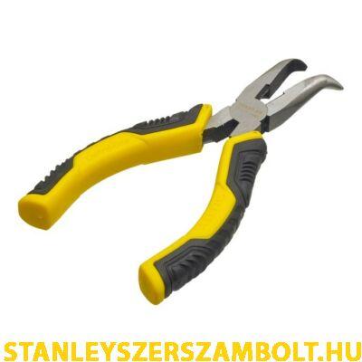 Stanley 150mm hajlított csõrű fogó  STHT0-75065