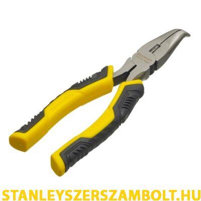 Stanley 200mm hajlított csõrű fogó  STHT0-75066