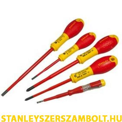 Stanley 5 R VDE csavarhúzó készlet  (XTHT0-62692)