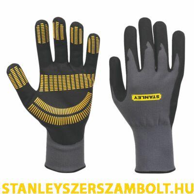 Stanley Csúszásbiztos Védőkesztyű (SY510L EU)