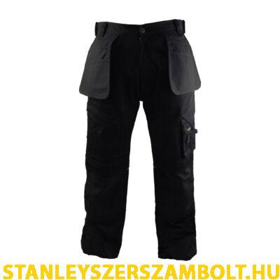Stanley Fekete/Szürke Térdvédős Munkanadrág (COLORADO-BLACK-32/33)