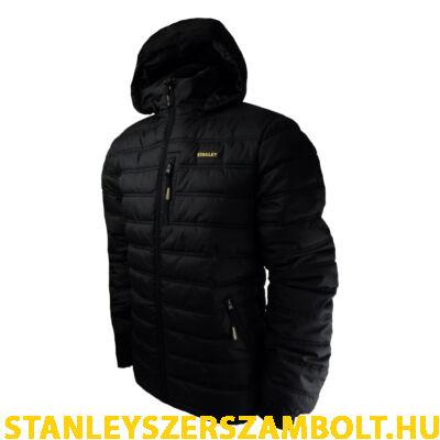 Stanley Bélelt Cipzáros Kabát M-L-XL-XXL- (DELAWARE-XXL)