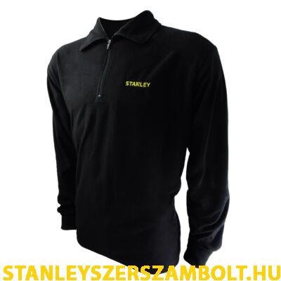 Stanley Galléros Polár Szürke Pulóver L-XL-XXL  (MEMPHIS-GREY-XL)