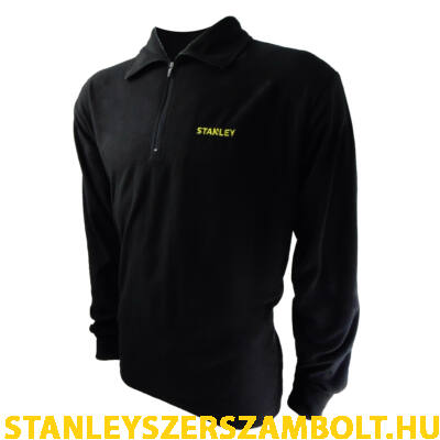 Stanley Galléros Polár Szürke Pulóver M-L-XL-XXL  (MEMPHIS-GREY-M)