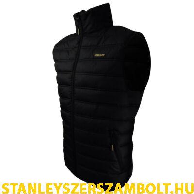 Stanley Fekete Munkavédelmi Mellény (SEATTLE-BLACK-XL)