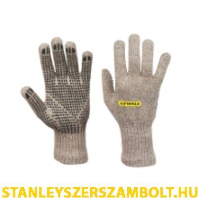 Stanley Csúszásbiztos Gyapjú Téli Védőkesztyű (SY790L EU)